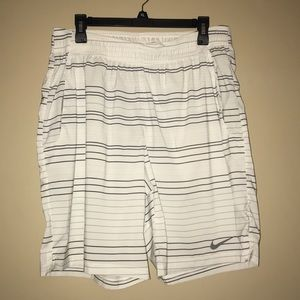 Nike Dri-Fit Striped Shorts